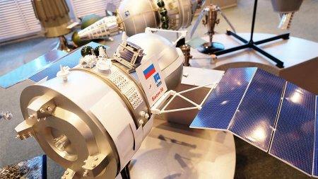 В России начали изготовление биоспутника