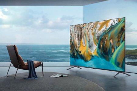 Большой телевизор Xiaomi Redmi MAX TV с частотой обновления 120 Гц стоит $1240