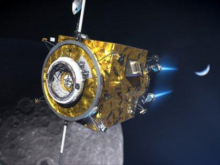 NASA провело первые испытания электрического двигателя будущей лунной станции Gateway