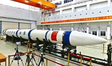 Ракета-носитель китайской компании ExPace готова к пуску