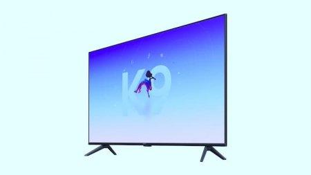 OPPO анонсировала умный телевизор Smart TV K9 с улучшенной цветопередачей
