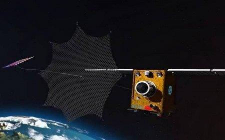 Китай вывел на орбиту прототип уборщика космического мусора