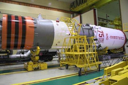 Корабль-рекордсмен «Прогресс МС-14» завершил свой полет
