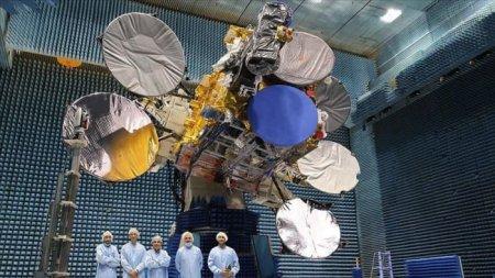 Спутник Türksat 5A достиг своей целевой позиции