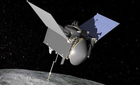 Зонд OSIRIS-REx покинул орбиту астероида Бенну и направился к Земле