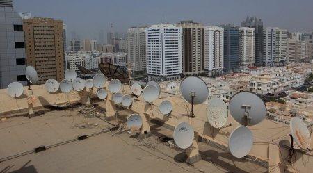 В Абу-Даби снова запретили спутниковые антенны