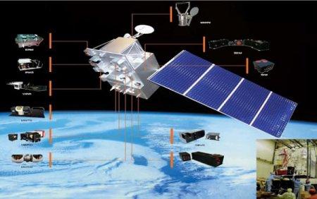 """Китайский метеорологический спутник """"Фэнъюнь-3E"""" прошел заводскую проверку"""