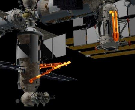 Начата интеграция 11-метровой роборуки ERA в состав МКС