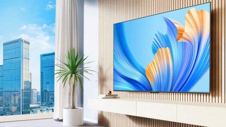 Представлены телевизоры Honor Vision X2 с диагональю до 65 дюймов